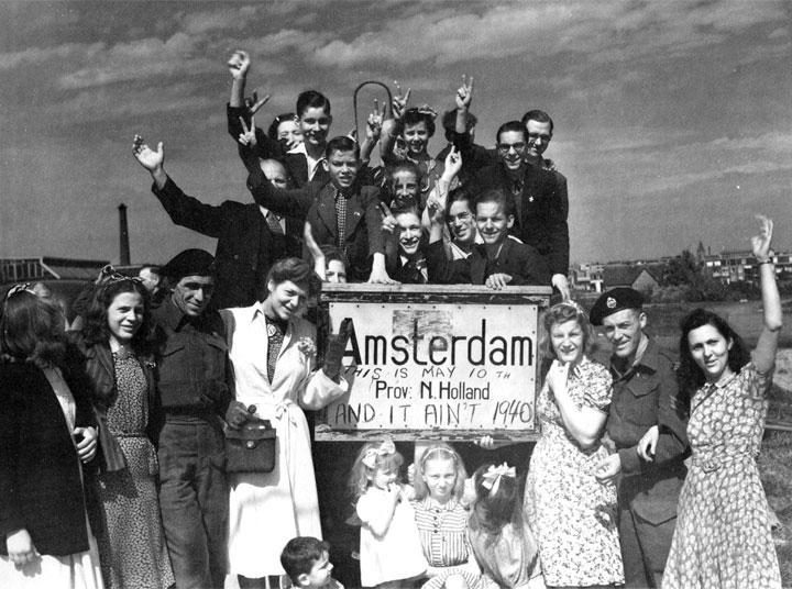Dutch under nazi occupation
