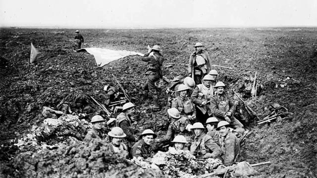 Regina battalion consolidates at Vimy Ridge