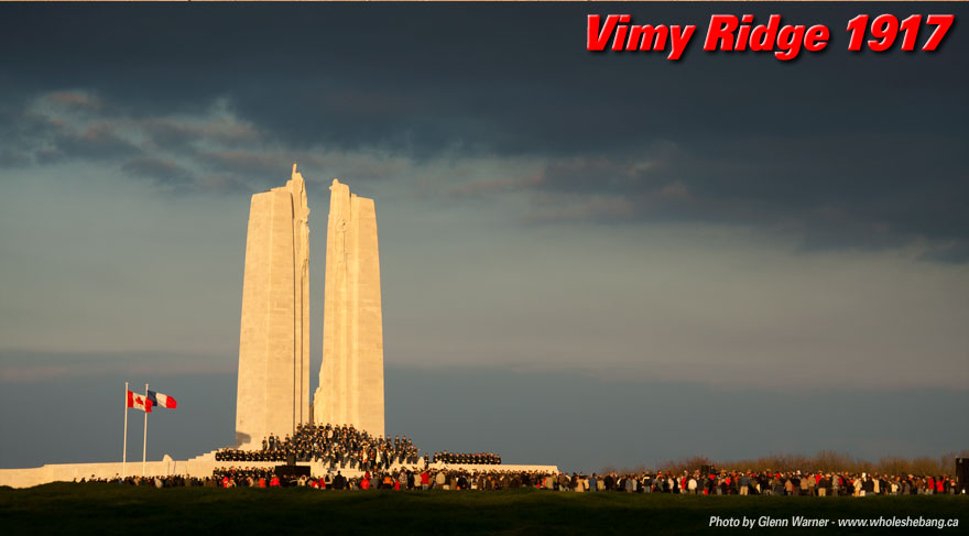 Vimy Home Page
